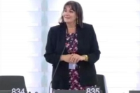 Debate in the EP: Dubravka Šuica about More Economical Multilingual Translations