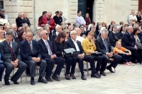 Celebration of the 300th anniversary of the Dubrovnik Cathedral