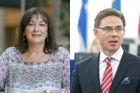 Šuica and Vice President Katainen on EU projects and funds