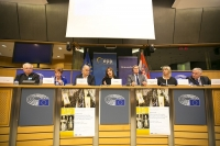 (VIDEO) Conference about Saint Blaise and Dubrovnik held at the European Parliament in Brussels