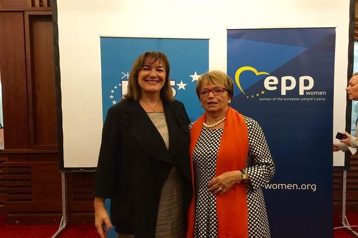 EPP Women General Board and Congress in Sofia